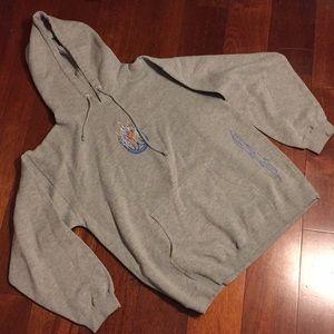 Hurley hoodie mens M
